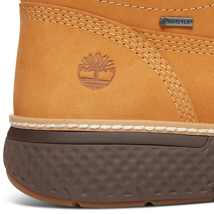 Cross Mark Gore-Tex® Chukka-Herrenschuhe in Gelb-