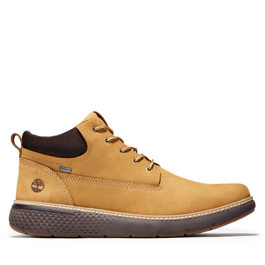 Cross Mark Gore-Tex® Chukka-Herrenschuhe in Gelb | Timberland