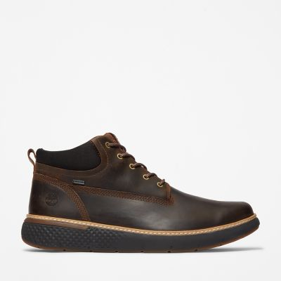 Gore-Tex%C2%AE+Chukka+Boot+for+Men+in+Dark+Brown