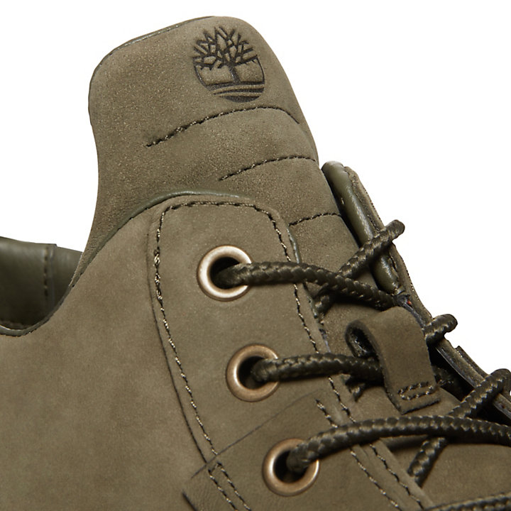 Amherst High-Top Chukka voor Heren in Groen-