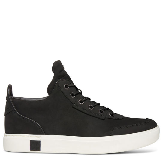Amherst High-Top Chukka for Men in Black | Timberland