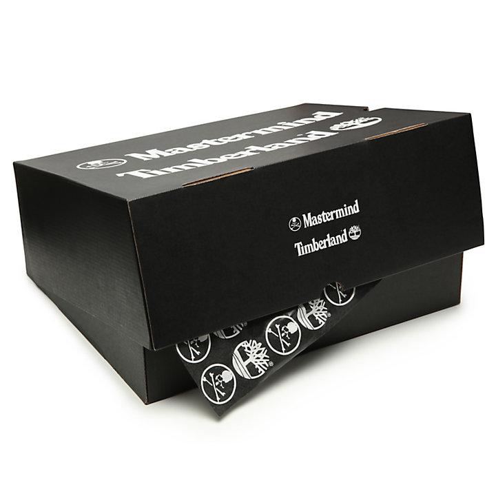 Timberland® x mastermind Herrenstiefel in Schwarz-