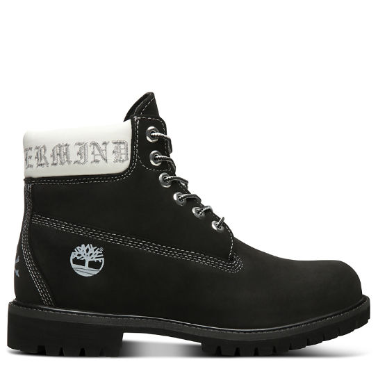 Bottine Timberland® x mastermind pour homme en noir | Timberland