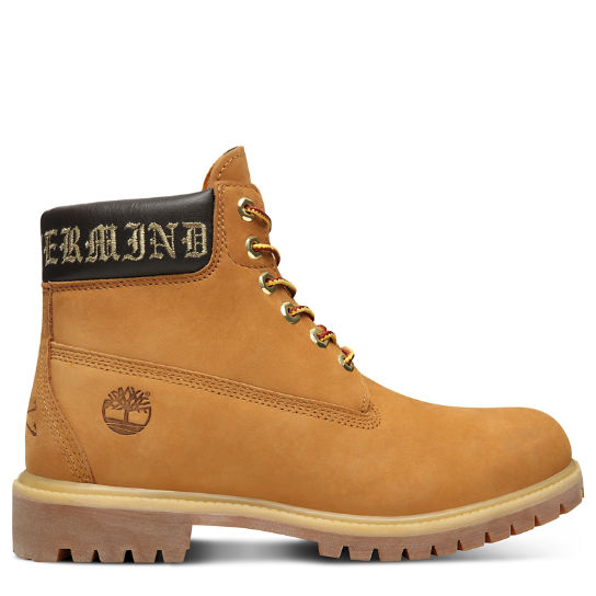 Timberland® x mastermind Boot for Men in Yellow | Timberland