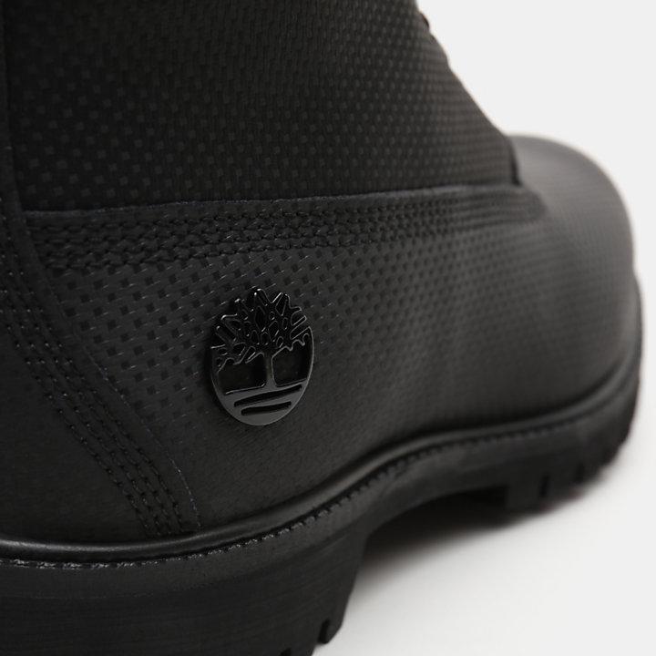 Bota Premium Helcor® 6-Inch para Homem em Preto-