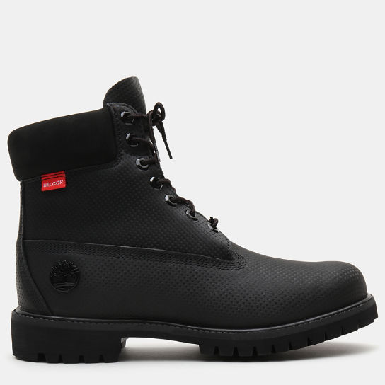 6-Inch Boot premium Helcor® pour homme en noir | Timberland