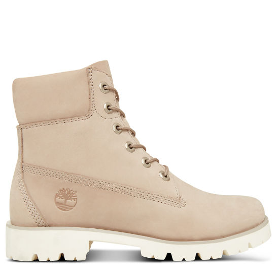 timberland femme rose pale