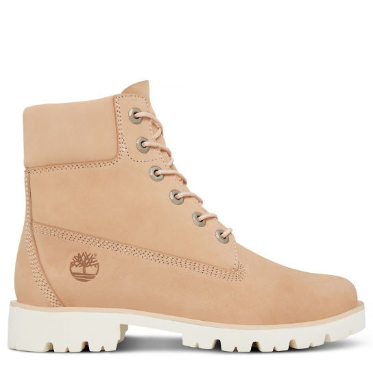 Heritage Lite 6-Inch Boot Beige Donna | Timberland