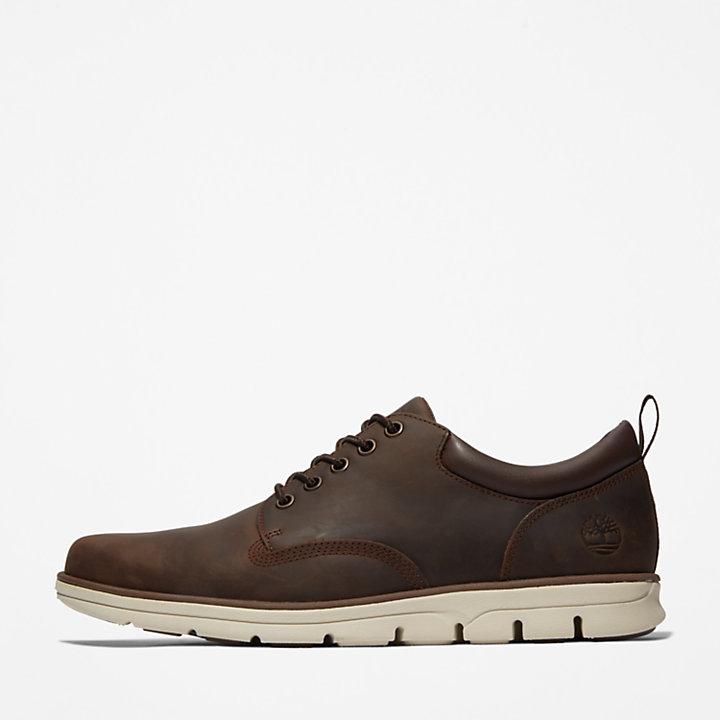 Bradstreet Leather Oxford for Men in Dark Brown-