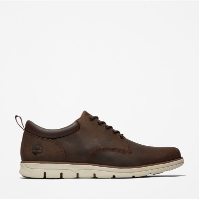 Bradstreet+Leather+Sneaker+for+Men+in+Dark+Brown