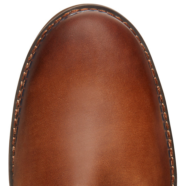 Squall Canyon Oxford for Men in Dark Brown-