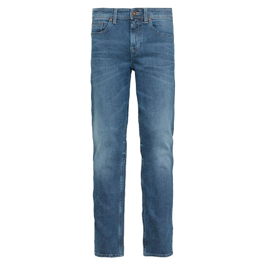 Herren Squam Lake Stretch Denim Jeans Blau | Timberland