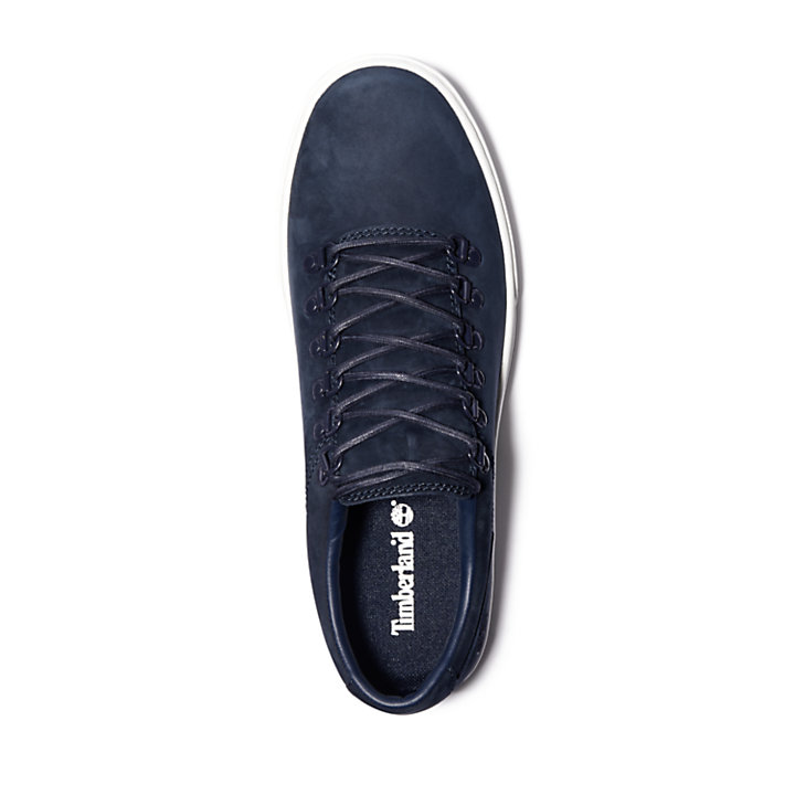 Adventure 2.0 Alpine Oxford for Men in Navy Nubuck-