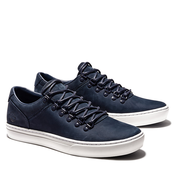 Adventure 2.0 Cupsole Alpine Sneaker for Men in Navy-