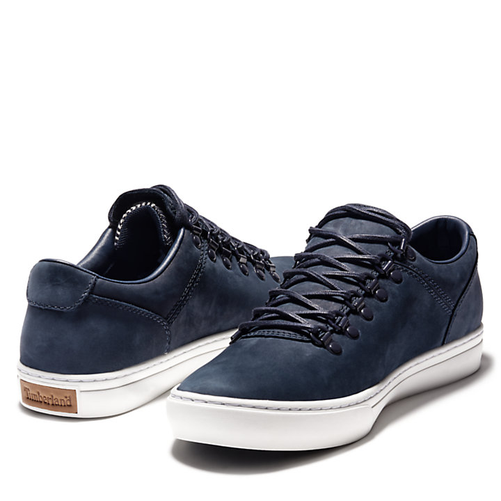 Adventure 2.0 Alpine Oxford voor heren in marineblauw nubuck-