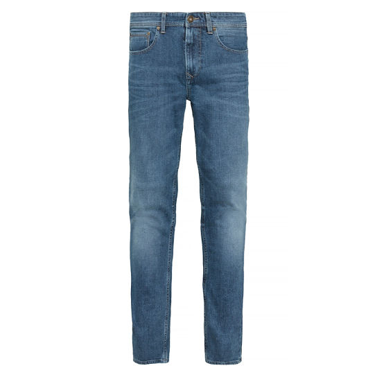 Sargent Lake Slim Fit Jeans Uomo Indaco | Timberland