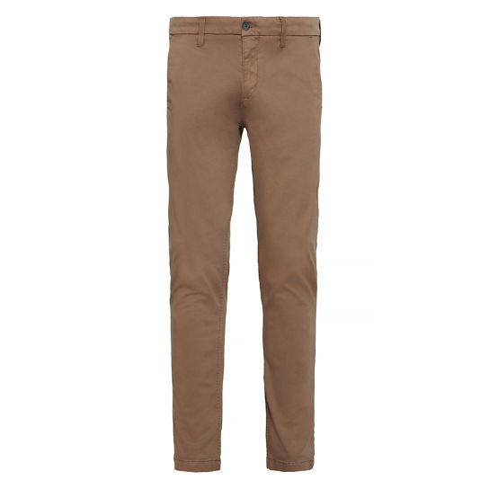 Sargent Lake Slim Chinos Homme beige foncé | Timberland