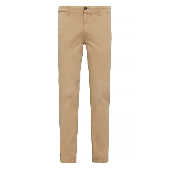Sargent Lake Slim Chinos Kaki Heren | Timberland