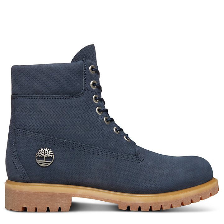 10cc57d14cb Premium 6 Inch Boot for Men in Navy | Timberland