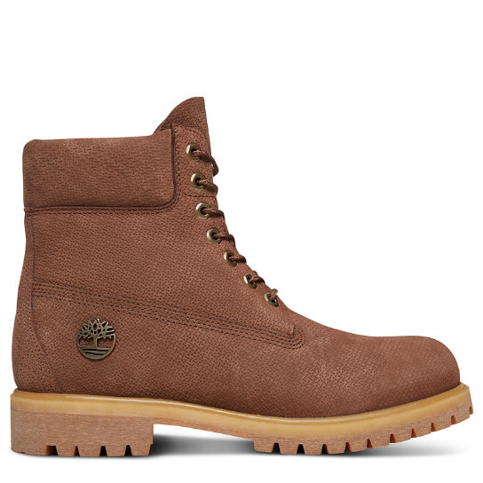 Premium 6 Inch Boot for Men in Light Brown | Timberland