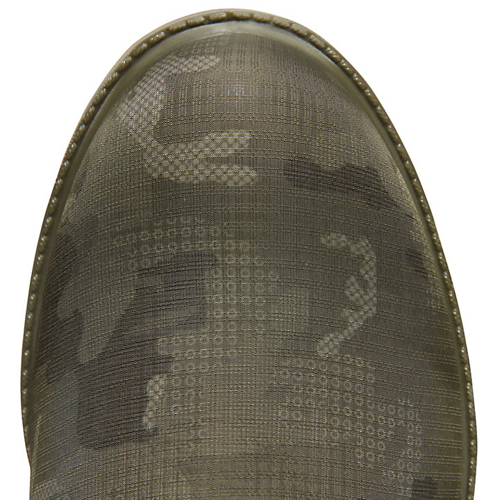 Fabric 6-Inch-Herrenstiefel in Camouflage-