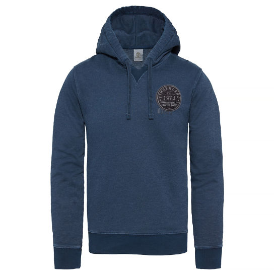 Browns River Hoodie azul medianoche hombre | Timberland