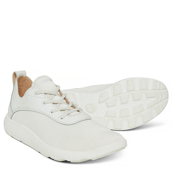Herren Flyroam Oxford Shoe Weiß-