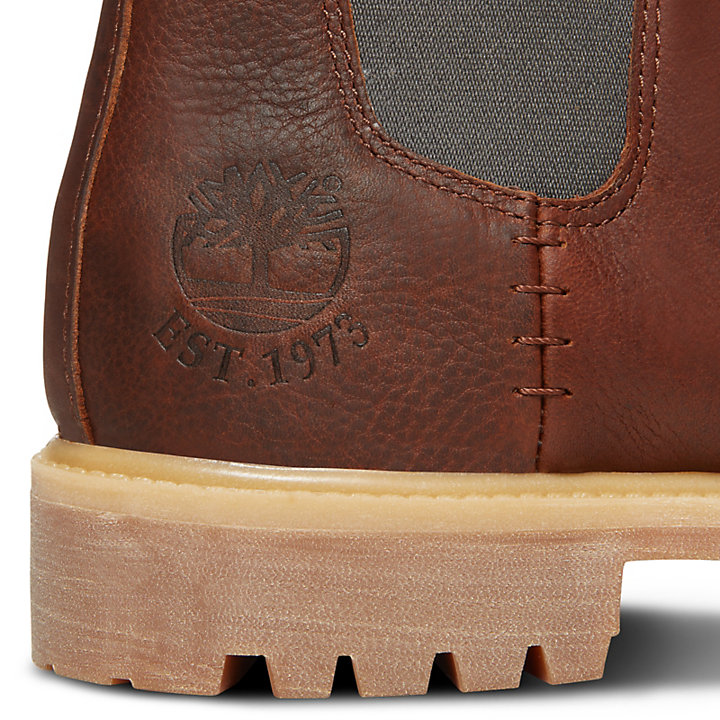 45th Anniversary 6 Inch Chelsea for Men in Brown-