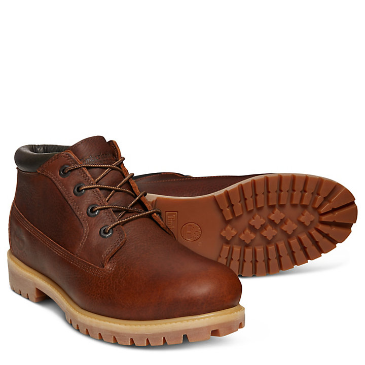 Timberland 45Th Anniversary Chukka For Men In Brown New