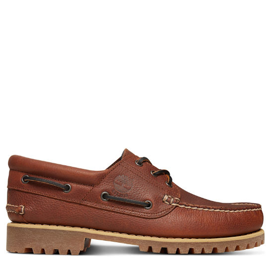 45th Anniversary 3-Eye Classic Lug for Men in Brown | Timberland