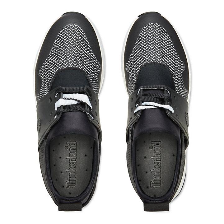 Kiri Up Knit Sneaker for Women in Black-