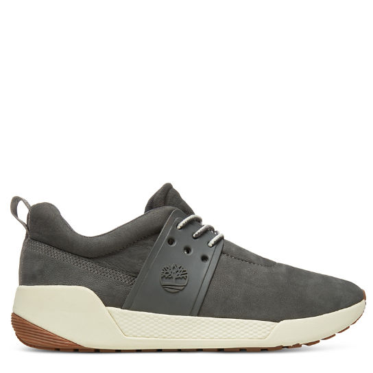 Kiri Up Leder-Damensneaker in Grau | Timberland