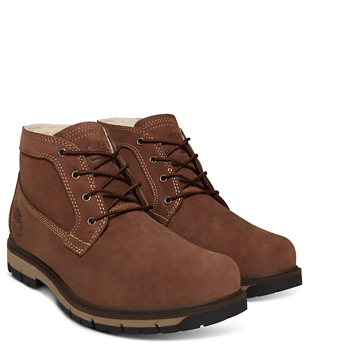 Radford Extra Warm Chukka for Men in Brown-