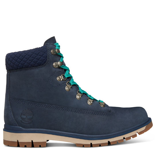 Radford 6 Inch D-Ring Boot for Men in Navy | Timberland