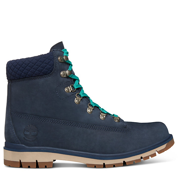 b4f30ae67c473 6-inch Boot Radford D-Ring Homme en bleu marine