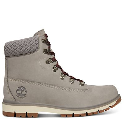 Radford 6 Inch D Ring Boot for Men in Grey