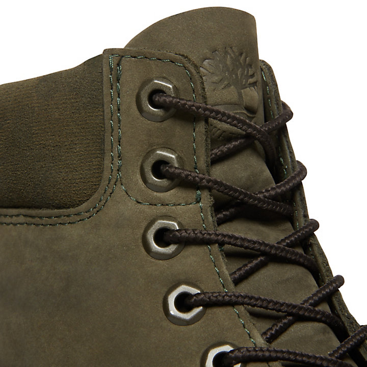 Radford 6 Inch Boot for Men in Green-