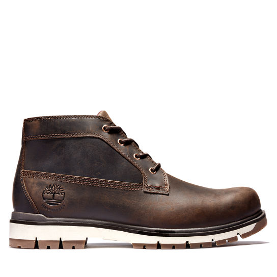 Radford Plain-Toe Chukka for Men in Brown | Timberland