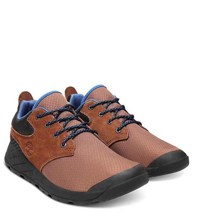 Basket Tuckerman pour homme en marron-