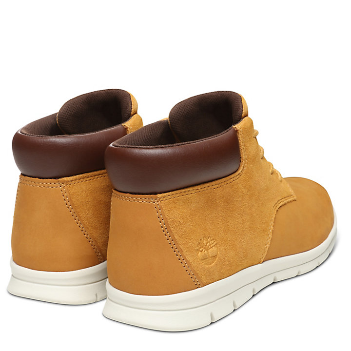 Graydon Chukka for Men in Yellow-