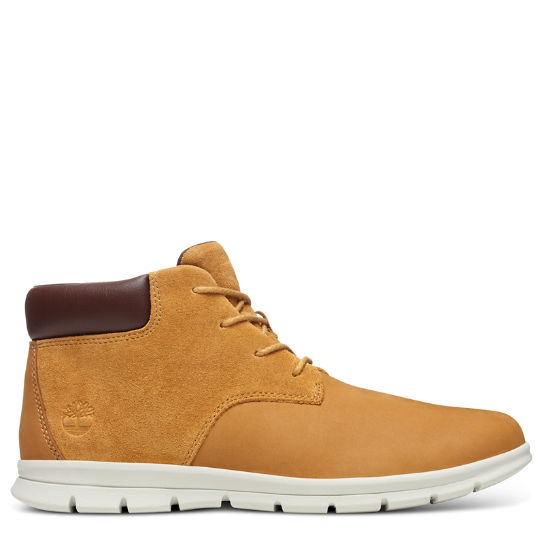 Graydon Chukka for Men in Yellow | Timberland