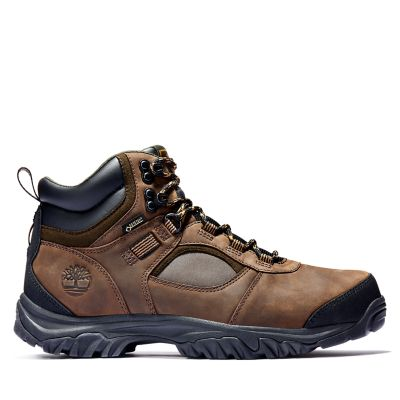 Scarponcino+da+Trekking+da+Uomo+Mt.+Major+Gore-Tex%C2%AE+in+marrone