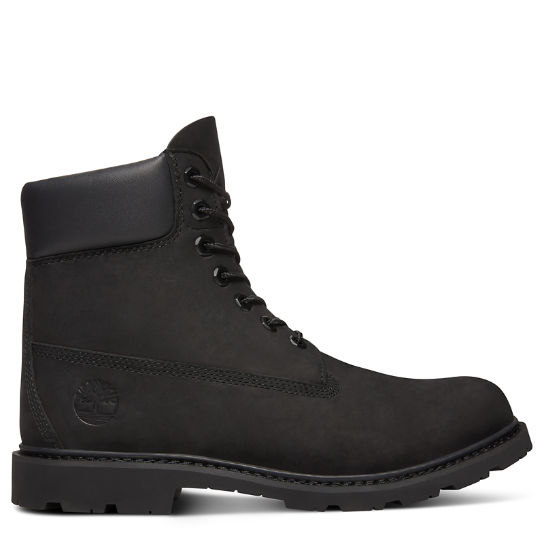 Premium Arctic Grip 6 Inch Boot for Men in Black | Timberland