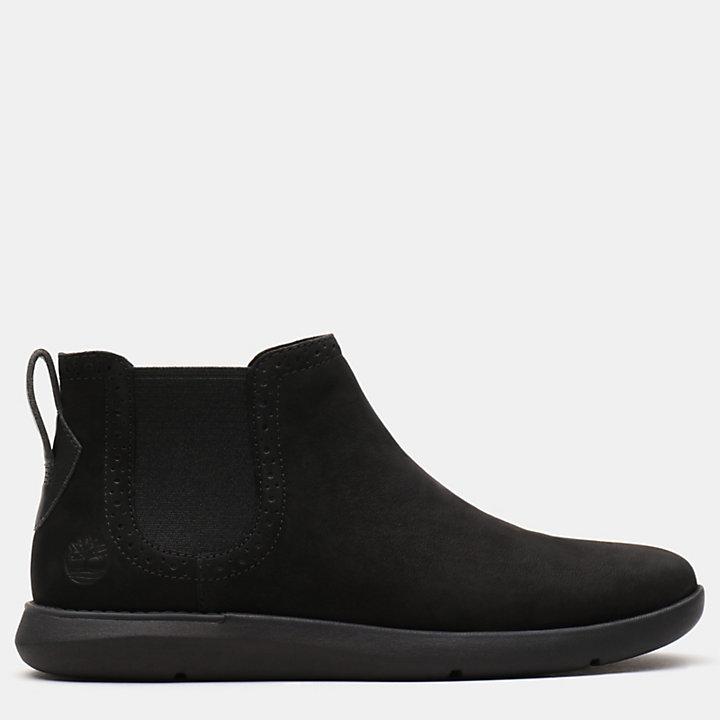 Bradenton Ankle Boot for Women in Black-
