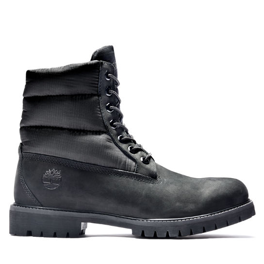 Heritage 7 Inch Lined Boot for Women in in Black | Timberland