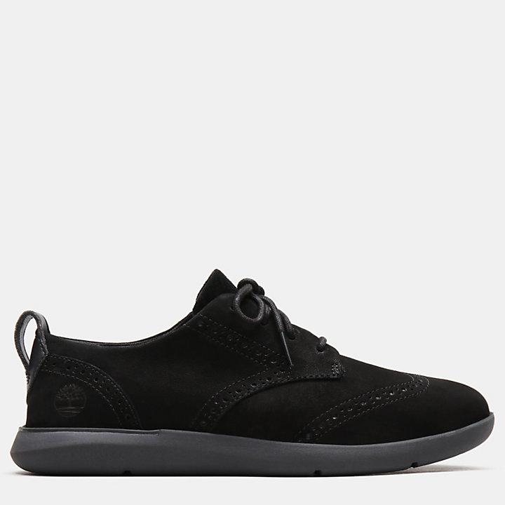 Sapato Bradenton para mulher em preto-