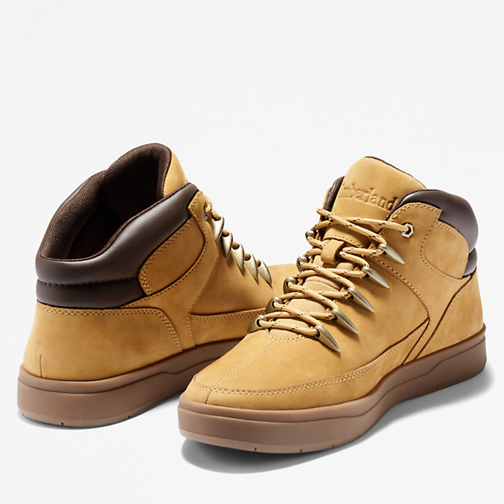 Davis Square Hiker for Men in Yellow-