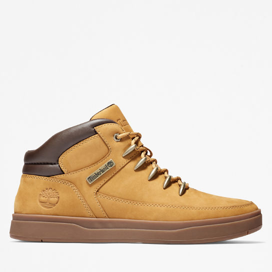 Davis Square Hiker for Men in Yellow | Timberland