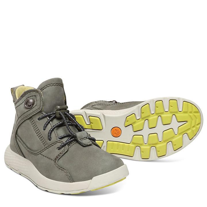 Flyroam™ High Top Sneaker for Toddlers in Dark Green-