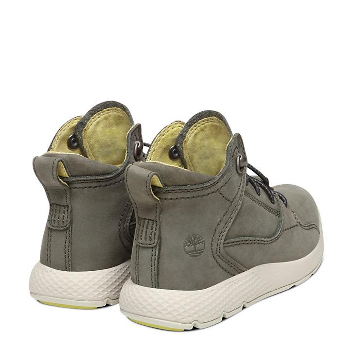 Flyroam™ High-Top-Sneaker für Kinder in Grün-